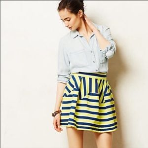 Anthropologie Skirt Size S